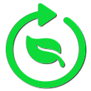 Icon for green computing